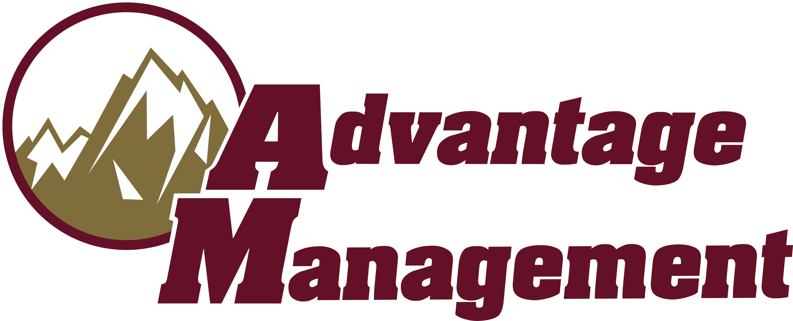 Advantage Management Logo